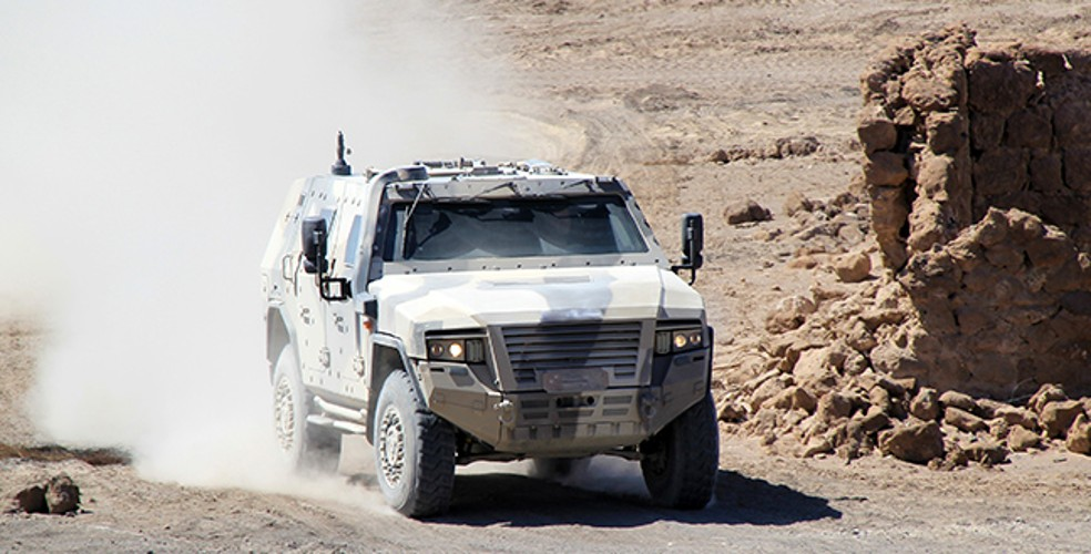 AMPV More mobile, better protected Tactical Vehicles