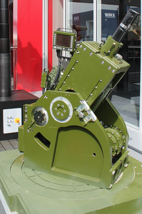 Mortar Fire Control System : Rheinmetall defence is the perfect partner